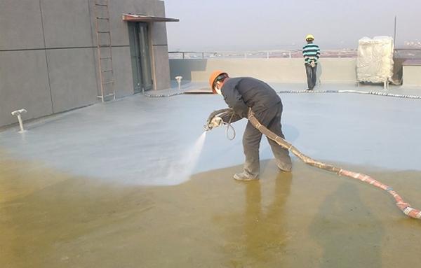 房顶防水用聚氨酯防水涂料好吗?